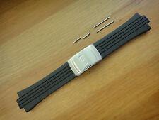 Oris Rubber Band strap bracelet+S Steel Buckle -> Williams F1 Chronograph #42701