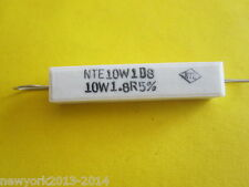 RESISTOR 1,8 OHM 10W 5% FLAMEPROOF (1 ITEM)