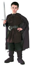 Child Medium Kids Aragorn Costume - Lord of the Rings Costumes