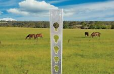 1.5m Horse Show Jump Galvanized Track Rail Steel Strip Cup Wings 1500mm Keyhole