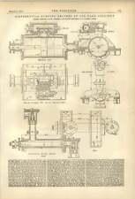 1874 motores de bombeo Doe Park hullera Blackburn Caldera explosión hollin Bank