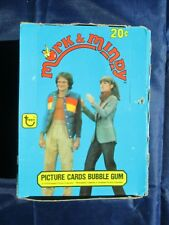 MORK & MINDY Picture Cards Bubble Gum Trading Cards