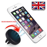 Car Magnetic Air Vent Mount Phone Holder Stand For iPhone 7 8 X XS 11 Pro Max +