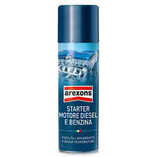 Arexons Starter Spray motore diesel e benzina avviamento rapido Auto 200 ML