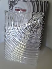 RON ARAD FOR GUZZINI CLEAR FLAT PACK WATER BOTTLE 550cc