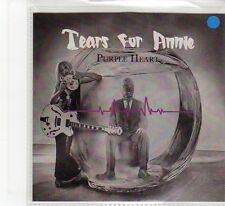 (FB336) Tears For Annie, Purple Heart - 2013 DJ CD