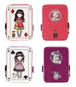 Santoro Gorjuss Rectangular Purse Wallet - Summer Sugar Cards Alice Womens Uni