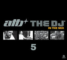 ATB - The DJ' 5 In The Mix 3xCD NEW RUSSIAN DIGIPACK EDITION