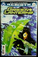 GREEN LANTERNS #7 variant (REBIRTH 2016 DC Comics) Comic Book NM