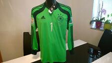 Neuer DFB Deutschland Torwart-Trikot Germany Shirt Jersey WM Finale 2014 (M)