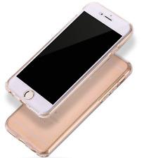 Full Cover für iPhone 7 6s 6 Für Samsung Galaxy 360° Schutz Hülle  Bumper Case