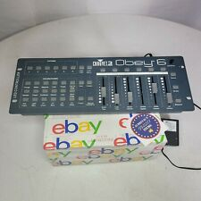 Chauvet DJ Obey 6 36-Ch DMX Lighting Controller w/ Power Cord