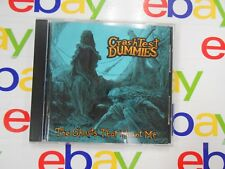 Crash Test Dummies- The Ghosts That Haunt Me- 1991- BMG Music- 10 Track Disc