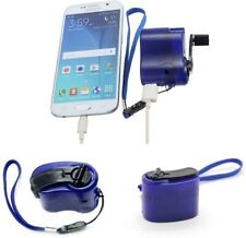 Hand Crank USB Self Powered Mobile Charging Battery Outdoor Camping and Survival