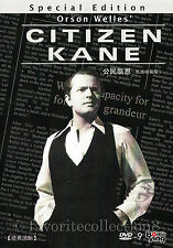 Citizen Kane (1941) - Orson Welles, Joseph Cotten - DVD NEW
