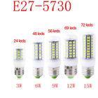 E27 E14 G9 B22 5730 LED Ampoule De Maïs Lampe économie d'énergie 9W 12W 15W