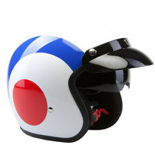 VIPER RS-V06 OPEN FACE SCOOTER MOTORCYCLE RETRO HELMET MOD TARGET TARGET