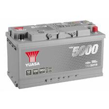 Batterie Yuasa Silver YBX5019 12v 100ah 353x175x190mm + droite