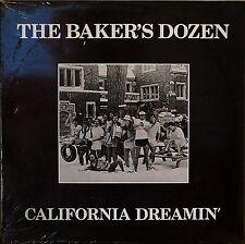 THE BAKER'S DOZEN: California Dreamin'-SEALED LP YALE A CAPELLA