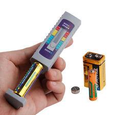 Battery Tester Digital Universal Capacity Lithium Power Supply Checker Measure