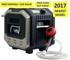 2017 Mr. Heater BOSS-XCW20 Basecamp Battery Operated Shower System F235350