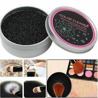 Cosmetic Brush Cleaner Dry Box Sponge Eyeshadow Shadow Makeup Remover