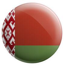 "Belarus Belarusian Flag Pin Badge 3"" 75mm  - Gift - Birthday - Stocking Filler"