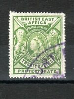 KUT - British East Africa1897-1903 20r FU CDS