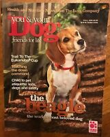 Your and Your Dog, magazine, FALL 1998, Teaching the Down Command, the beagle
