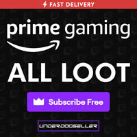 Twitch Prime Gaming for ALL LOOT | GTA V/HYPER SCAPE/LOL/Apex Legends/Valorant