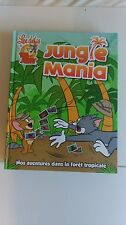 Album Auchan Jungle Mania - Les Défis de Tom et Jerry