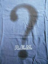 RARE ORIGINAL REM vintage R.E.M. T SHIRT 1994 ? C  NEVER WORN NEW UNUSED