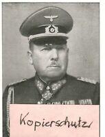 WW 2 General Wilhelm Reinhard Reichstagsabgeordneter 1. WK-Veteran