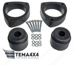 Complete Lift Kit 40mm for Nissan Juke, Qashqai, Rogue, X-TRAIL, LEAF