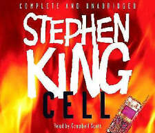 Cell by Stephen King (CD-Audio, 2006) Excellent Condition