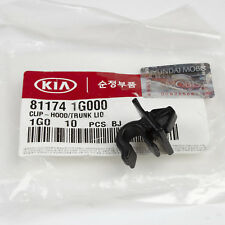 Genuine OEM Hyundai Accent Hood Support Rod Clip 81174-1G000 (fits 2006-2011)