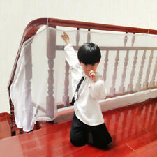 New Stair Safety Net Small Gridding Protection Installation Baby Secure Gates