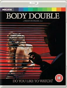 BODY DOUBLE (1984) Melanie Griffith Blu-Ray BRAND NEW Free Shipping