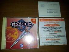 GRANDIA II 2 JAP JAPANESE JP SEGA JAPAN DC DREAMCAST VIDEOGAMES GAMES