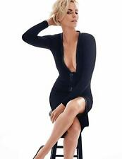 Charlize Theron Hot Glossy Photo No27
