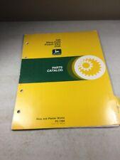 John Deere 330 Wing-Fold Power-Flex Disk Parts Catalog