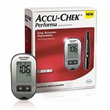 100 Test Strips For ACCU CHEK PERFORMA Sugar Blood Glucometer & Meter - FS