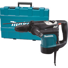 "Makita HR4510C 1‑3/4"" AVT® Rotary Hammer, Accepts SDS‑MAX Bits w/Full Warranty"