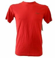 mens Red running sports casual REEBOK t shirt, NEW, Size XS or XXL