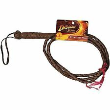 Rubies Costume Co 8186 Indiana Jones TM 6 Apos Leather Whip