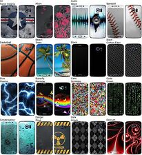 Any 1 Vinyl Decal/Skin for Samsung Galaxy S6 Edge Android - Buy 1 Get 2 Free!