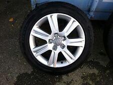 Audi A4 09 10 11 12 13 17 Inch Rim Wheel And Good Tire 2010 2011 2012 2012