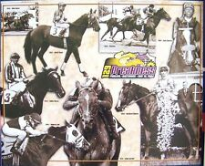 NORTHERN DANCER & BILL HARTACK 2004 PREAKNESS HORSE RACING POSTER FROM PIMLICO!