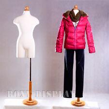 Children Foam Form Mannequin Manequin Manikin Dress Form Display #11C12T-Jf