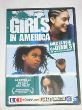 DVD GIRLS IN AMERICA / DIAM'S / NEUF SOUS CELLO++++++++